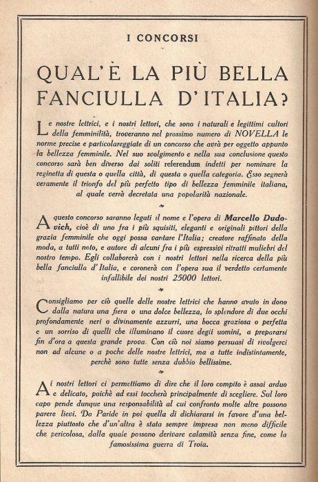 NV 1 Concorso fanciulla d'Italia pag 38