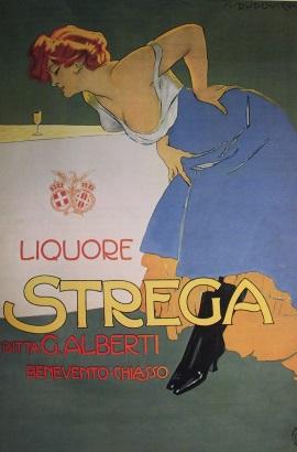 72 Liquore Strega ditta G. Alberti (5)