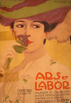 AL 1 anno 62 vol.1 - 15 marzo 1907