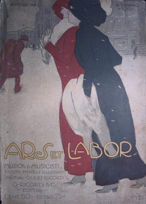 AL 3 anno 65 vol.1 - 15 gennaio 1910