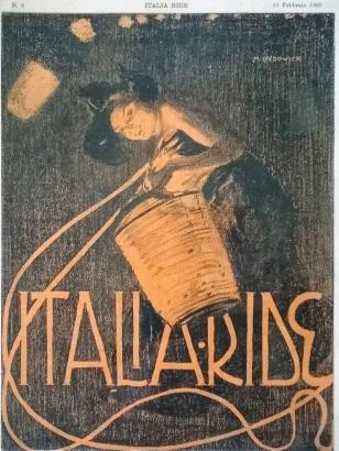 Italia Ride 1900 Dudovich