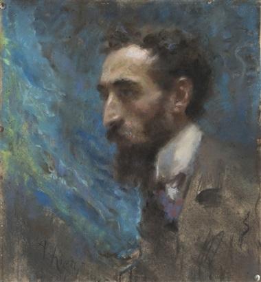 arturo-rietti-ritratto-del-pittore-achille-cattaneo