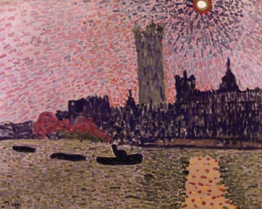 westminster derain -1905