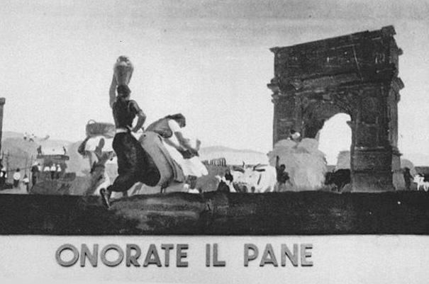 22 Pannello decorativo mostra nazionale del grano 1932 33 (3)