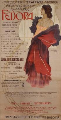 M4 Padova teatro Verdi fiera del santo Fedora 1899 (1)